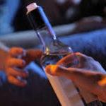 κατανάλωση αλκοόλ