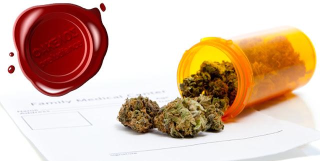 FAKELOS Medical Marijuana preludiance logo